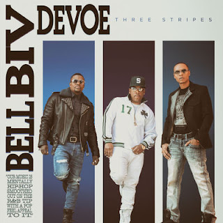Bell Biv DeVoe - Three Stripes (2017) - Album Download, Itunes Cover, Official Cover, Album CD Cover Art, Tracklist