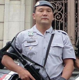 El Brutal Asesinato de Sargento de la Policía Brasileña  Marcelo Fukuhara