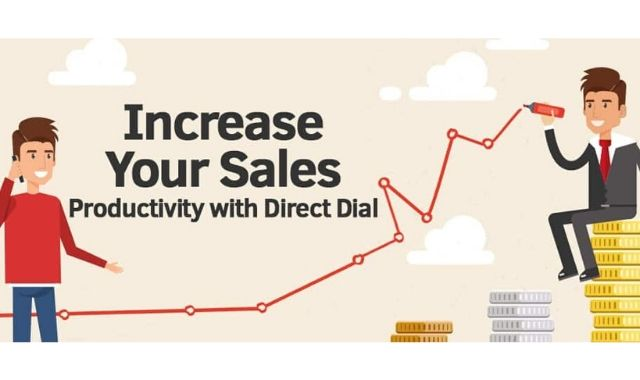 Why Direct Dials Are Good For Productive Sales
