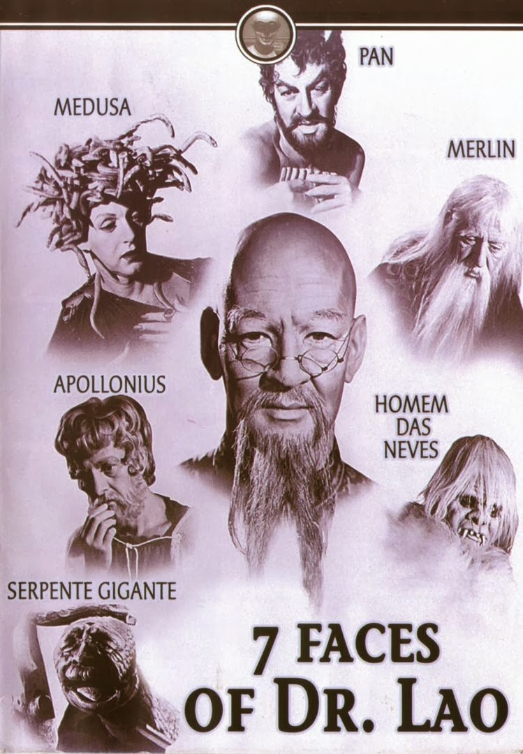 As 7 Caras do Dr. Lao – Dublado (1964)