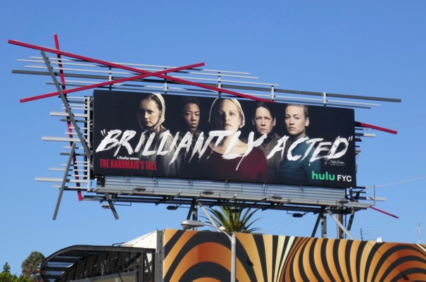 Handmaids Tale S2 Brilliantly acted billboard