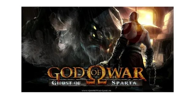 God of War: Ghost of Sparta PPSSPP ISO File Highly Compressed 2021