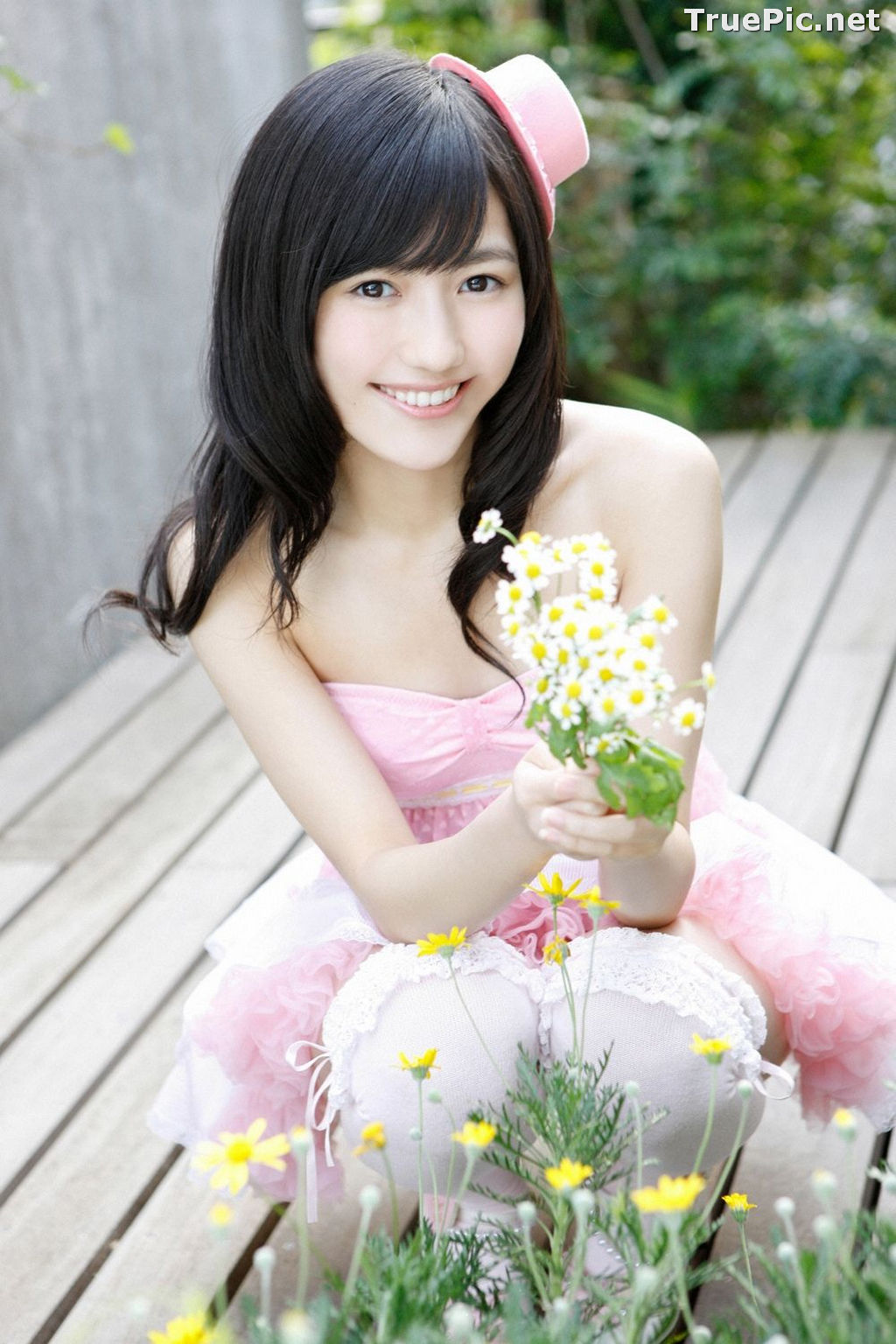Image [YS Web] Vol.531 - Japanese Idol Girl Group (AKB48) - Mayu Watanabe - TruePic.net - Picture-5
