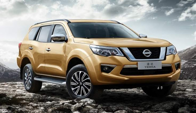 Nissan Terra Gold Cina