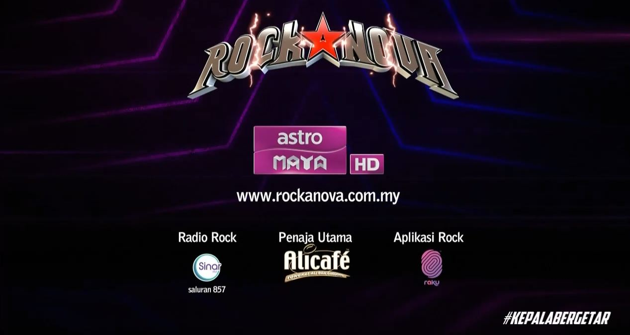 Program Rockanova (2017) Astro Maya HD