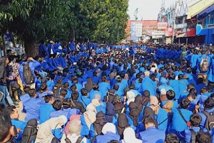 Gelombang Demo Tolak Pelemahan KPK Se-Indonesia, Ini Titik-titiknya
