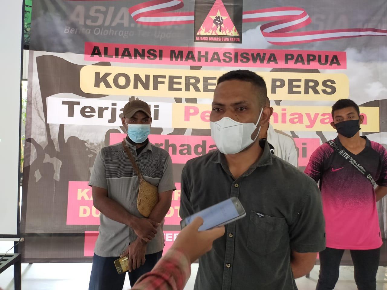 AMP Desak Pemerintah dan DPR Agar Segera Merevisi UU Otonomi Khusus Papua