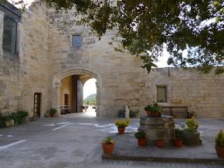 Santuario del Tallat. Interior