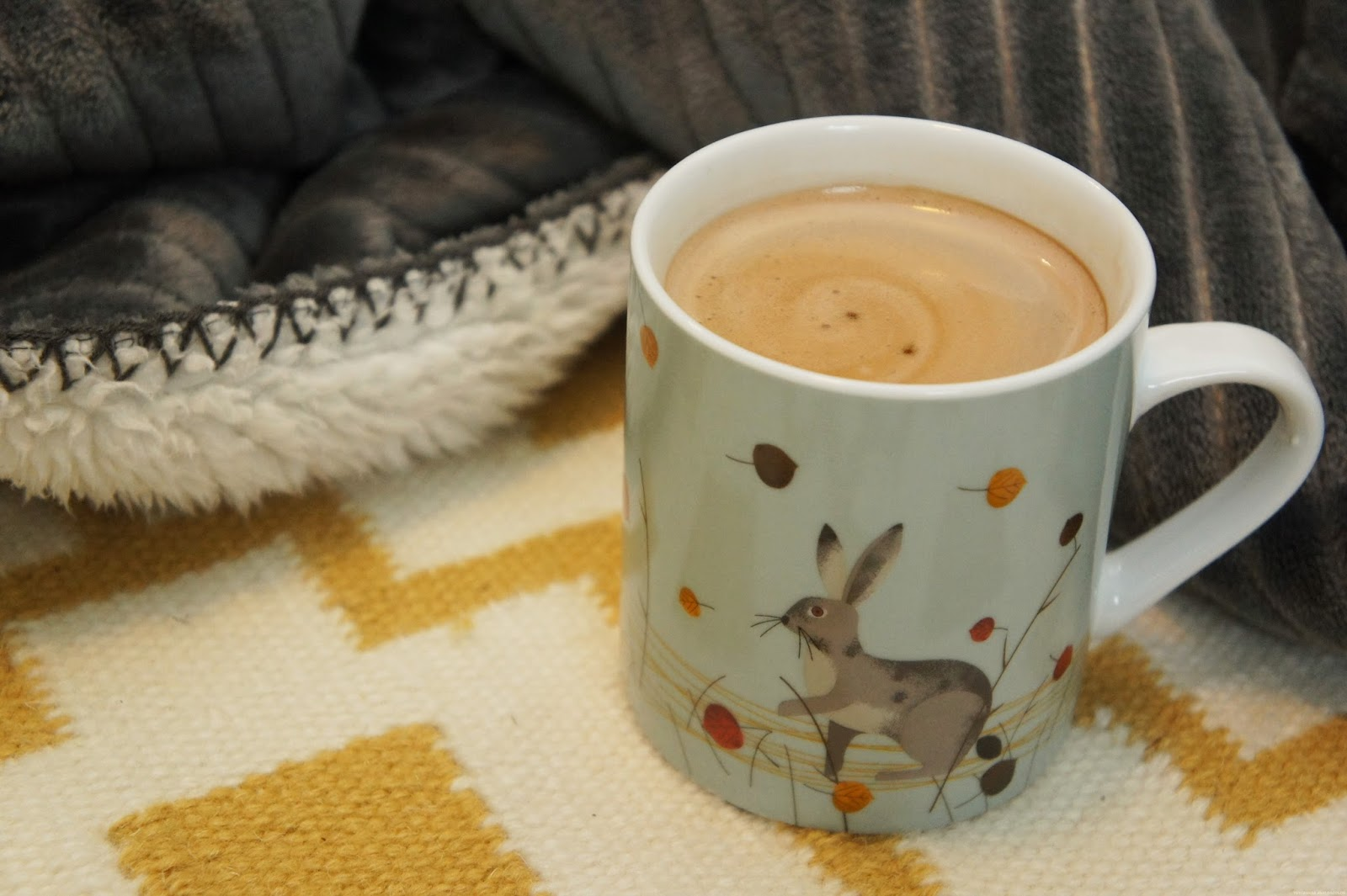 Easy 'Mocha' Without The Caffeine! (Vegan)