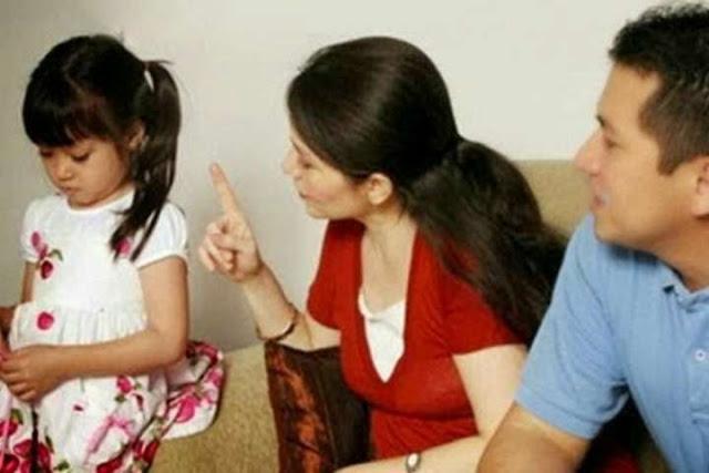 Tidak Hanya Emosi Saja, Ini 5 Cara Tepat Memarahi Anak