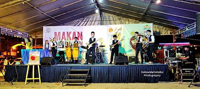 Sandakan Food Festival 2019 Stage Performance
