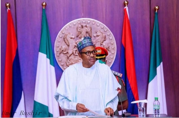 Buhari issued a stern warning to ministers for disrespecting Nass