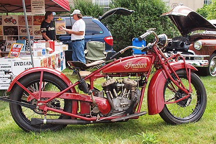 Motorcycle Dealers In Ma >> Travels with Auntie M: Indian Motorcycle, Springfield, MA - JUL 2013
