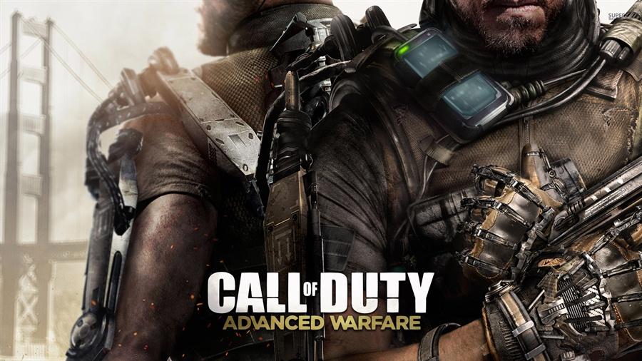 Call of Duty Advanced Warfare PC Download Poster