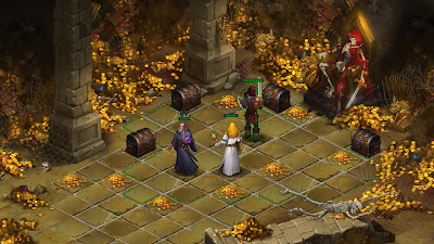 Dark Quest 2 Game Screenshot 8