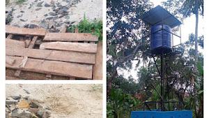 Pengguna Dana Desa (DD) Kalibalangan tahun 2019, Diduga banyak penyimpangan