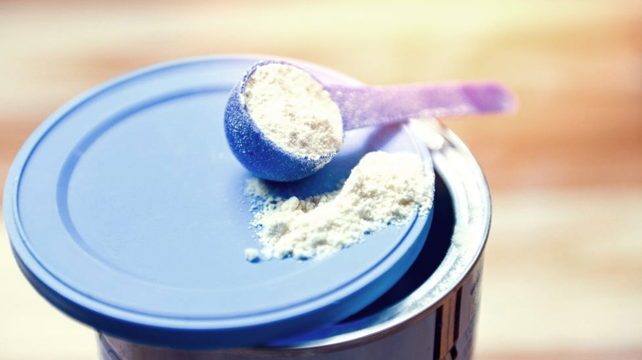 Signs of a milk powder shortage - Imports to be restricted