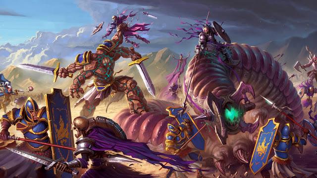Runewars Miniatures Game Review