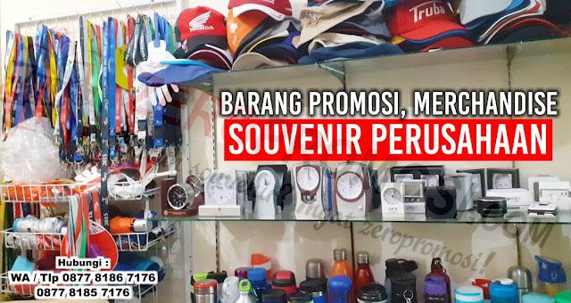 Barang Promosi, Merchandise, dan Souvenir Perusahaan