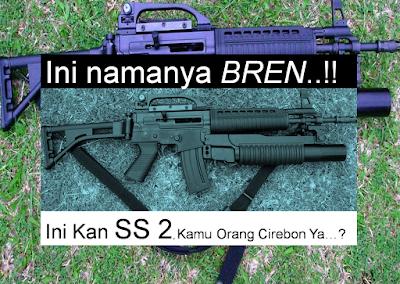 Aneh, Orang Cirebon Sebut Semua Senjata Laras Panjang Dengan Sebutan BREN, Inilah Asal-usulnya