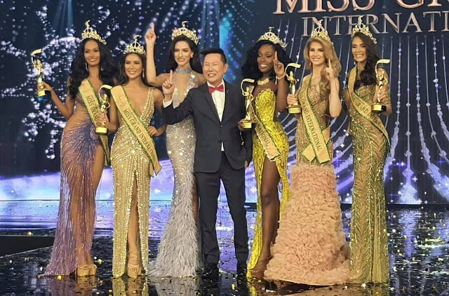 Miss Grand International 2020 es United States