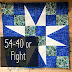 Fifty-Four Forty or Fight Quilt Block History and How To