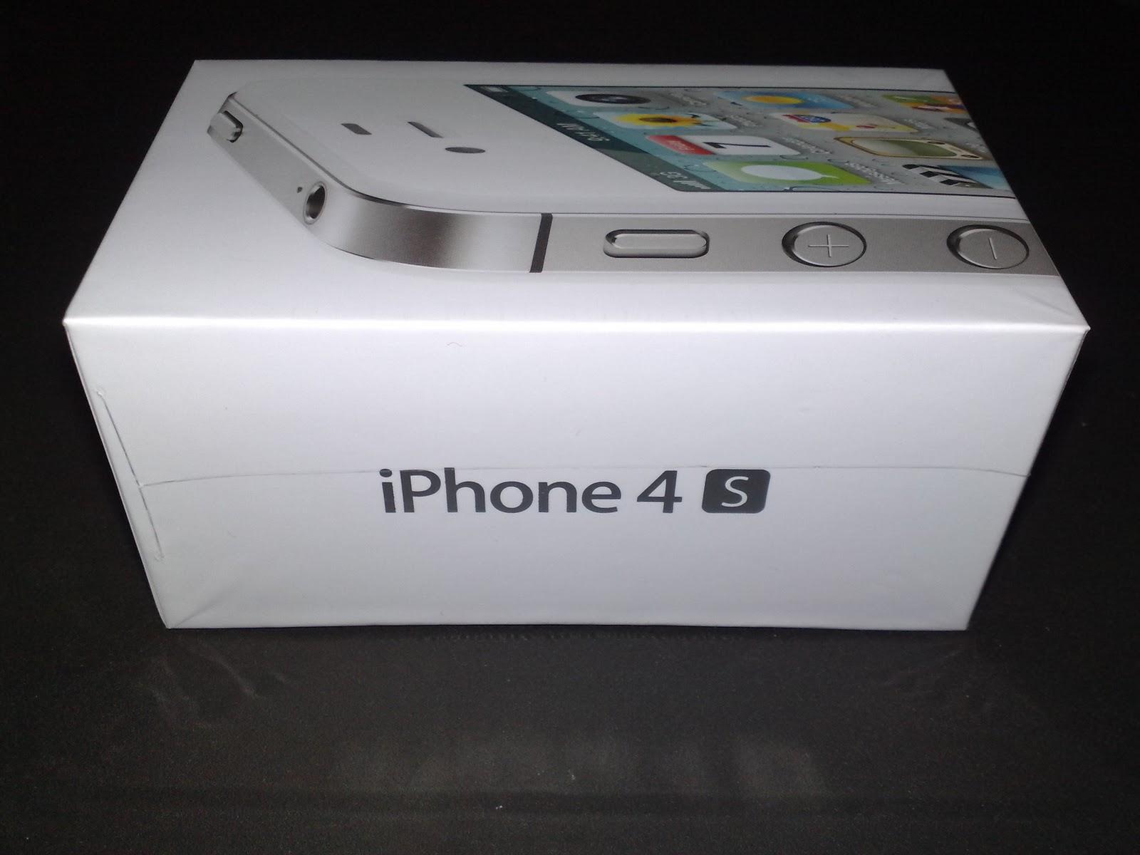 Iphone  Unboxing Jet Black