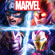Playstore icon of MARVEL Battle Lines