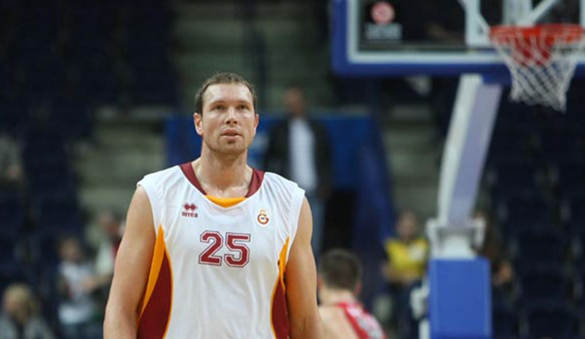 Darius Songaila Galatasaray