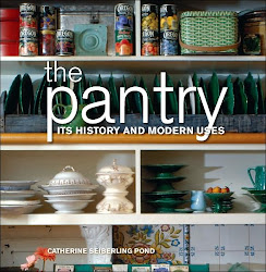 The Only Book on the Design and History of Pantries-Still For Sale & Now its 10th Year !