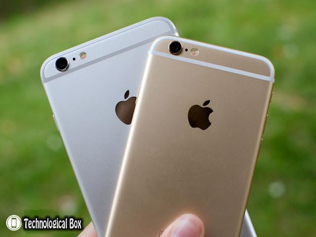 الفرق بين ايفون6 وايفون 6 بلس