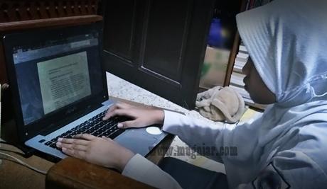 Drama pembelajaran daring