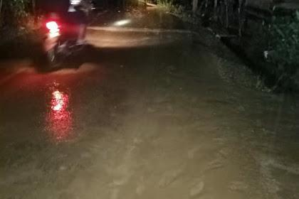Banjir Walenrang Utara DAS Makawa 22 September 2021