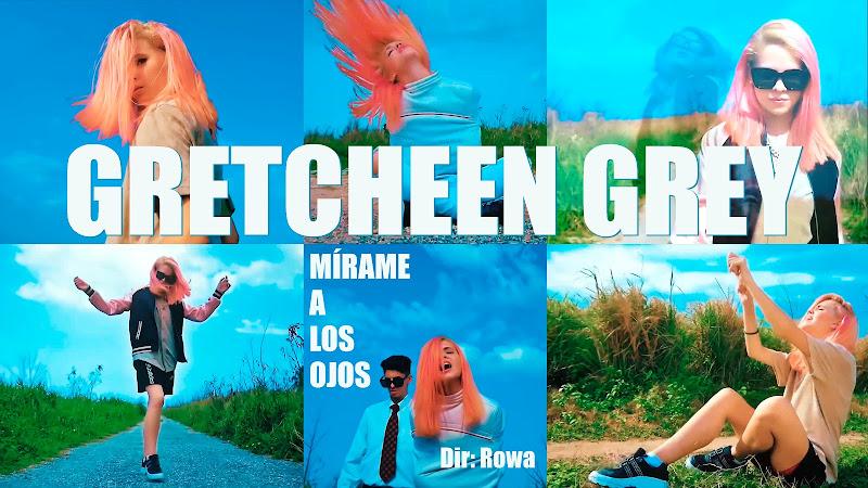 Gretcheen Grey - ¨Mírame a los ojos¨ - Videoclip - Director: Rowa. Portal Del Vídeo Clip Cubano. Música cubana. CUBA.