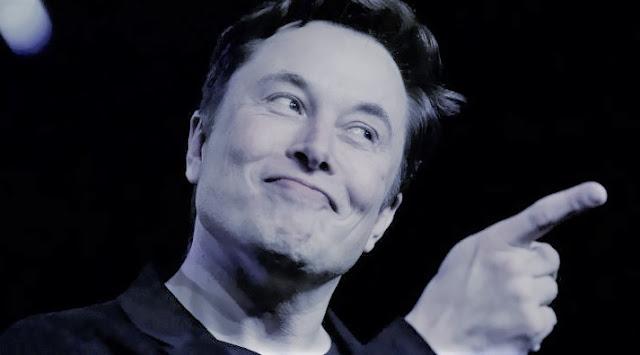 Elon Musk twittert über Bitcoin