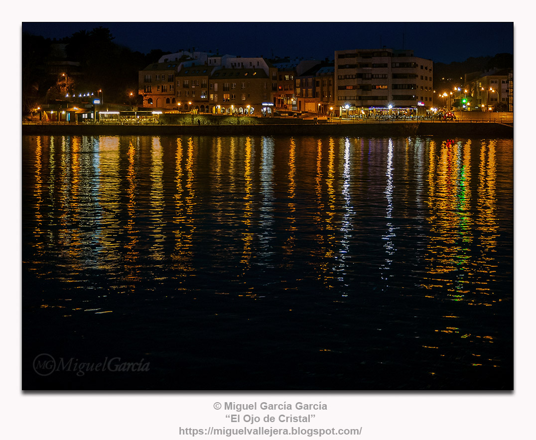 O Porto de Santa Cruz, Oleiros ( A Coruña)
