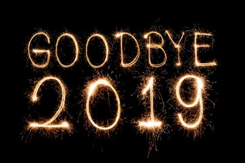 2019 is almost gone!!!!1