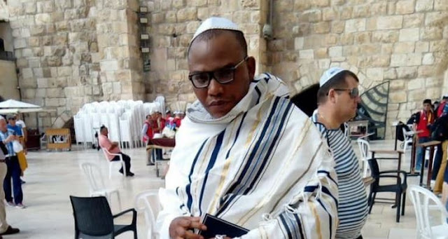 New Year: Nnamdi Kanu speaks on 2019 presidential election, Jubril of Sudan, Operation Python Dance III