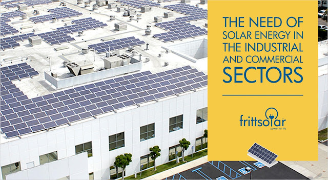 Solar Panel For Commercial Sector