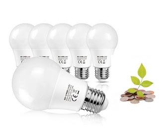 ¿Cuánto dinero te ahorras si pones  luces LED?