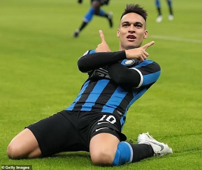 Inter 'resigned to losing Lautaro' after Barca target turned down new contract