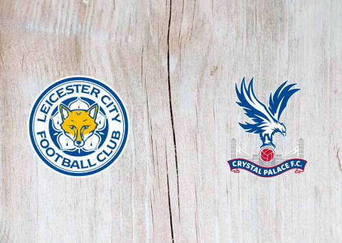 Leicester City vs Crystal Palace -Highlights 04 July 2020