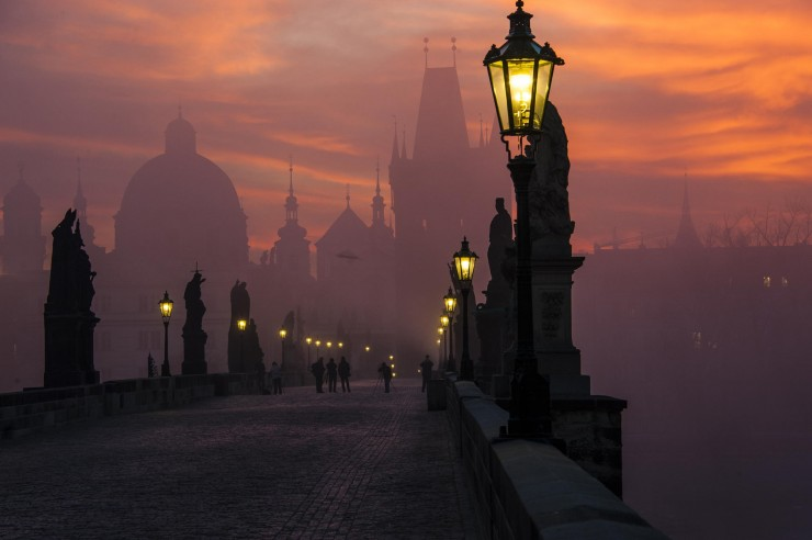 20 Spots In Europe You Must See Before You Die - Charles Bridge, Prague, Czech Republic