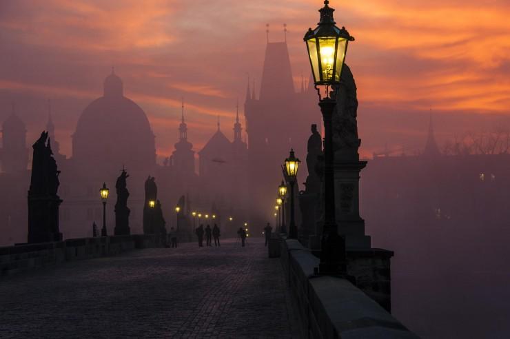 20 Spots In Europe You Must See Before You Die - Charles Bridge, Prague, Czech Republic