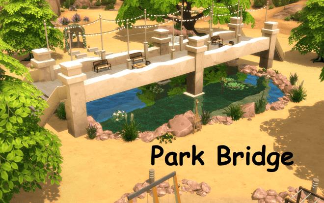 PARK BRIDGE FOR YOUR LOTS