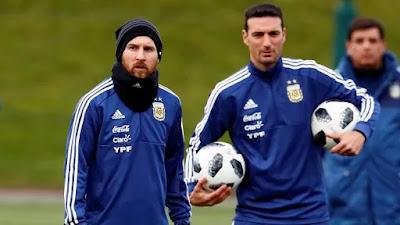 Lionel messi seleccion argentina copa américa 2019