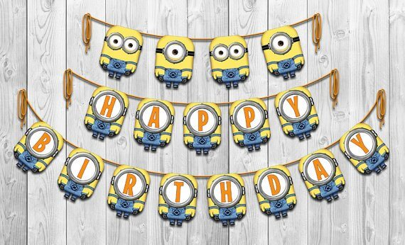 Pictures Minions Wishing Happy Birthday Will Make Your Day More – Minion Happy Birthday Card