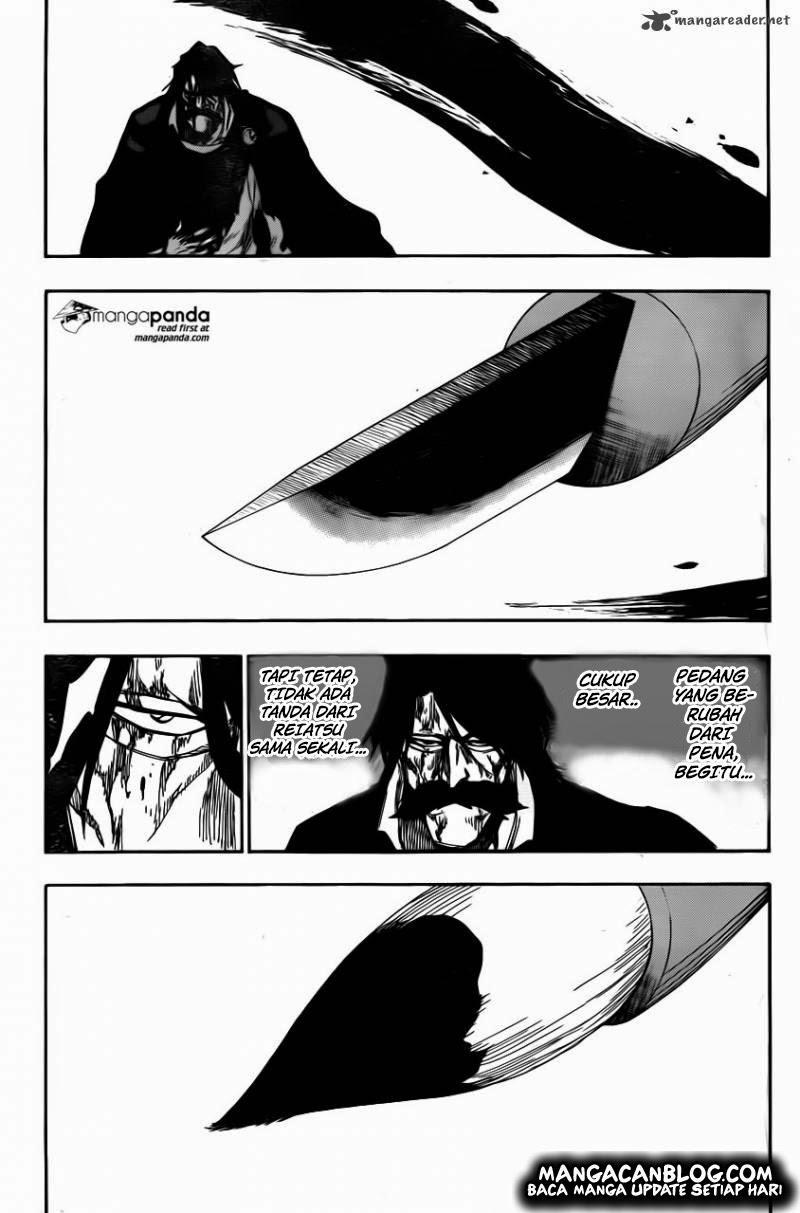 Dilarang COPAS - situs resmi www.mangacanblog.com - Komik bleach 608 - Darkness from the Blackest of Black 609 Indonesia bleach 608 - Darkness from the Blackest of Black Terbaru 2|Baca Manga Komik Indonesia|Mangacan