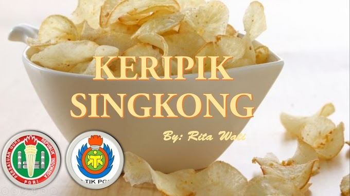 Keripik Singkong