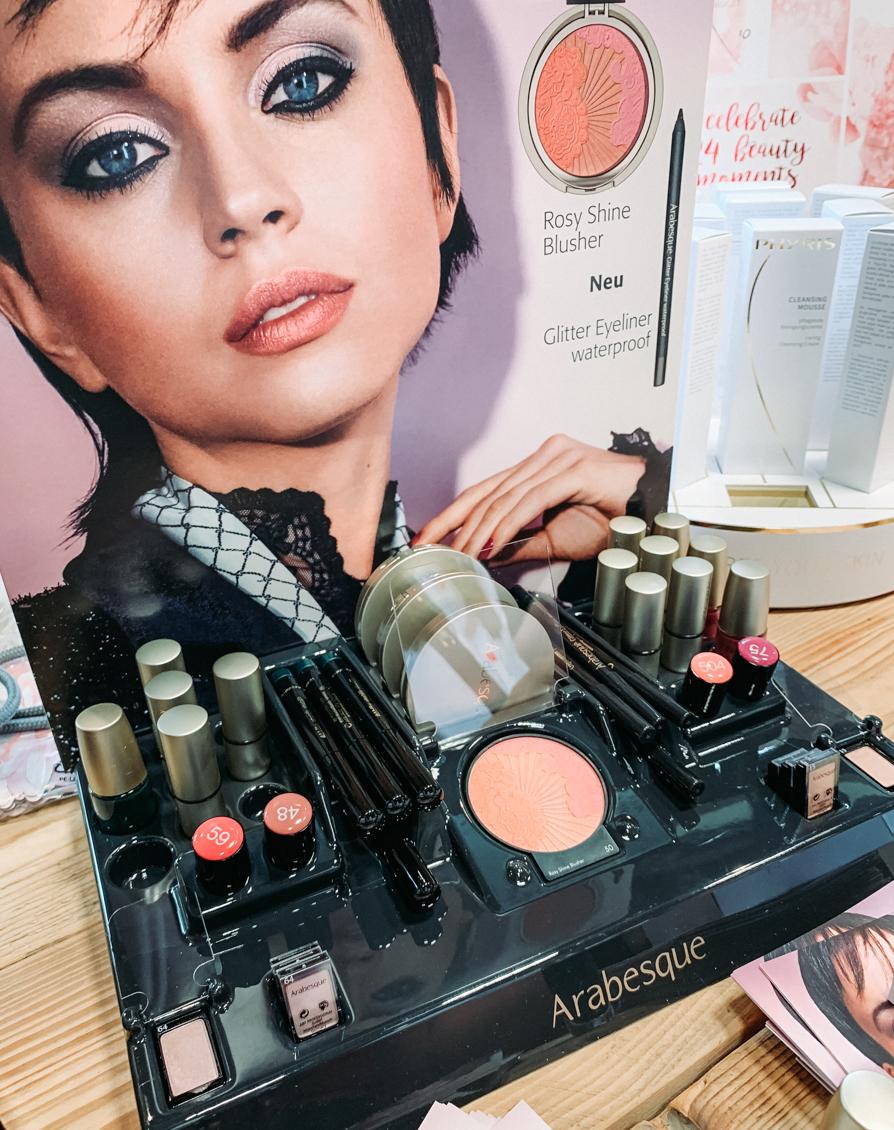 beautypress Blogger Social Media Event Oktober 2019 Arabesque Dandylicous